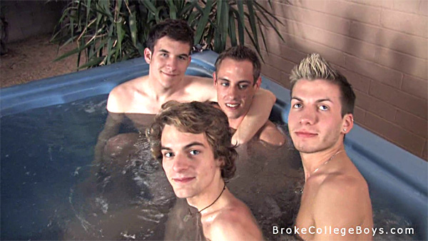 Watch Hot Tub Shoot 5-21-09 (Broke College Boys) Gay Porn Tube Videos Gifs And Free XXX HD Sex Movies Photos Online