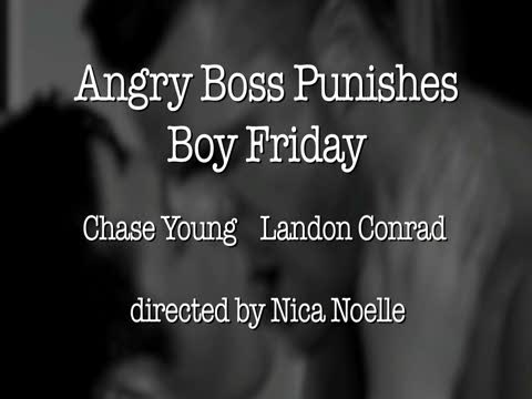 Watch Office Affairs: Angry Boss Punishes Boy Friday (Adult Entertainment Broadcast Network) Gay Porn Tube Videos Gifs And Free XXX HD Sex Movies Photos Online