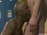 Naked Kombat: Race Cooper Vs Jeremy Tyler