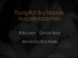 Tales Of Victorian Lust: Rich Boy Seduces The Handyman