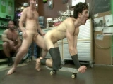 Bound In Public: Skater Punk Gets What He Deserves