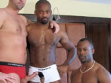 Tyler Reed, Derek Reynolds And Nate Storm