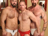Troy Webb, Jake Wetmore And Butch Bloom