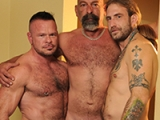 Jack Holden, Peter Axel And Greg York