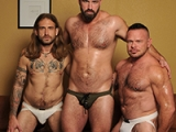 Troy Webb, Peter Axel And Greg York