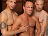 Damien Rod, Trevor Tryst And Chris Kohl