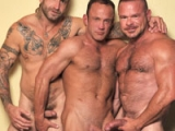 Peter Axel, Greg York And Chris Kohl