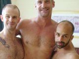 Thomas Steel, Igor Lucas And Peter Bender