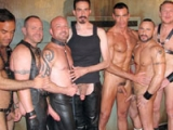 Aiden Holt, Brandon Aguilar, Dre Cruiser, Garth Harmon, Marco Cruise, Mark Mann And Nick Roberts