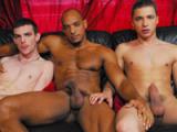 Carioca, Brett Carter And Grant Joshua