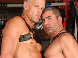 Bjorn Peterson And Freddie Resik