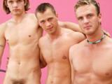 Ronny Silver, Daniel Nikolaus And Miguel Diaz