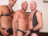 Lito Cruz, Paul Stag And Chad Brock