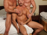 Lee Denim, Chad Brock And Colin Steele