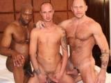 Champ Robinson, Randy Harden And Austin Dallas