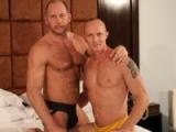 Randy Harden And Mason Garet