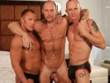 Randy Harden, Mason Garet And Preston Johnson