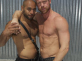 Leo Forte And Christopher Daniels — Bondage Play