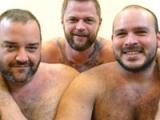 Blake Randolph, Marco Bolt And Rick Sierra
