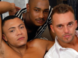 Tyson Tyler, Junior Price And Sean Ryan