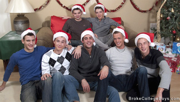 Watch Christmas Orgy – Shoot – 12-23-09 (Broke College Boys) Gay Porn Tube Videos Gifs And Free XXX HD Sex Movies Photos Online