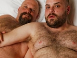 Mathias Cubst And Davey Bear