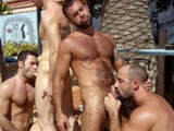Dan Vega, Steve Cruz, Dillon Buck And Butch Grand