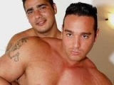 Juan Cruz Real And Javier Almada