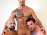Rocco Banks, Rocky Torrez And Ross Hurston