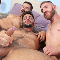 Watch Joe Gunn, Geoffrey Paine And Rio Silver (Alpha Males) Gay Porn Tube Videos Gifs And Free XXX HD Sex Movies Photos Online