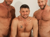 Shay Michaels, Christian Matthews And Chad Brock
