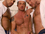 Trojan Rock, Ross Hurston And Axel Ryder