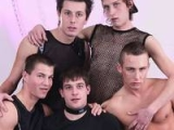 Nick Daniels, Robin Few, Pierre, Nick Gill And Martin Love
