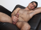 Hairy Sam Wanks One Out – Sam Street