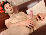 Loveable Horny New Guy Stephan – Stephan Black