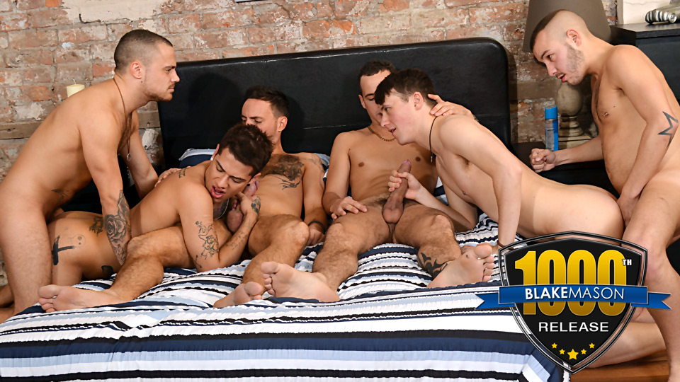 Watch BlakemasonAndAmp;#039;S 1,000th – Luke, Riley, Bradley, Mickey, Dylan Andamp;amp; Damian (Blake Mason) Gay Porn Tube Videos Gifs And Free XXX HD Sex Movies Photos Online