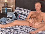 Stroking With Hairy Luke – Luke Stacks