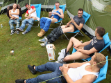 Bonding With A Group Wank – Kai, Fraser, Bradley, Josh, Matt And Riley