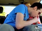 Picking Up Cute Twink Todd – Josh Hancock, Danny Star And Todd Owens