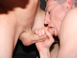 Hot Boy Troy Gets Picked Up – Troy Henley, Reece Bentley And Sean Mckenzie