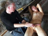 Wanked To A Cum Load By The Master – Chad Chambers And Sebastian Kane