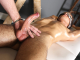 Sebastian Kane Strokes The Cum From Oli Jay – Oli Jay And Sebastian Kane