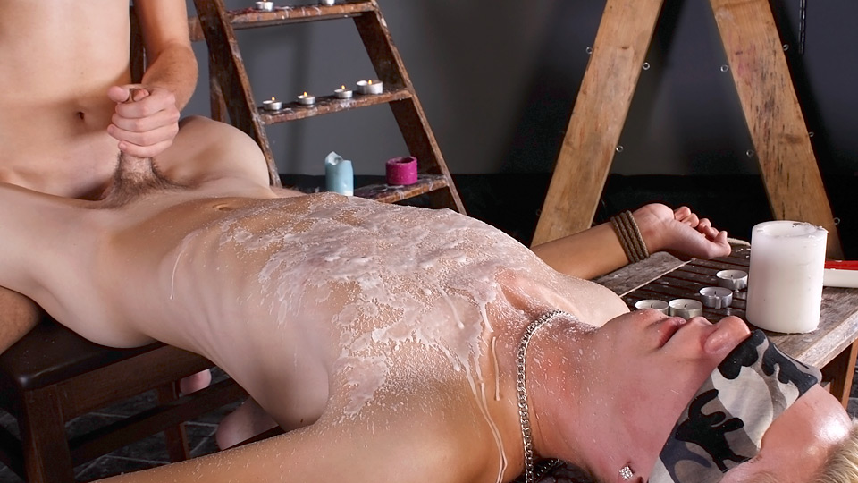 Watch Splashed With Wax And Cum – Luca Finn And Aiden Jason (Boy Napped) Gay Porn Tube Videos Gifs And Free XXX HD Sex Movies Photos Online