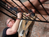 Draining A Slave Boys Cock – Reece Bentley And Sebastian Kane