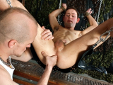 Face Fucked With A Cummy Cock – Ethan Oliver And Kieron Knight