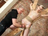 Big-Dicked Bound Boy Reece – Reece Bentley And Sebastian Kane