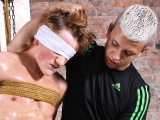 A Slippery Wank For A Fit Prisoner – James Lain And Deacon Hunter
