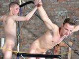 Poor Cameron Gets Pounded – Cameron James And Ashton Bradley