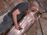 An E-Stim Cum Draining! – Cameron James And Sebastian Kane