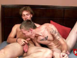 2 Guys Sucking Some Cock For Cash